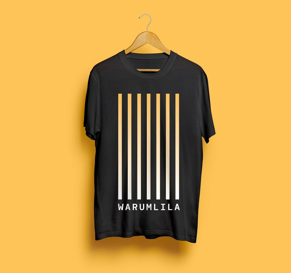 "Image of Overzised Shirt ""WARUM LILA"""
