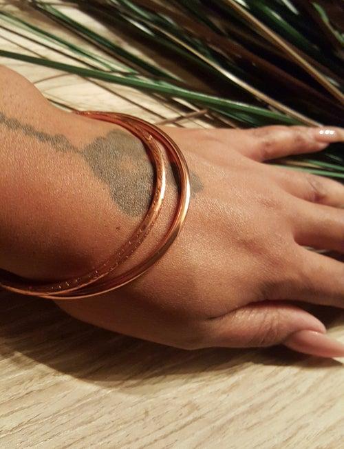 Image of Huntress  Bangle Cuff