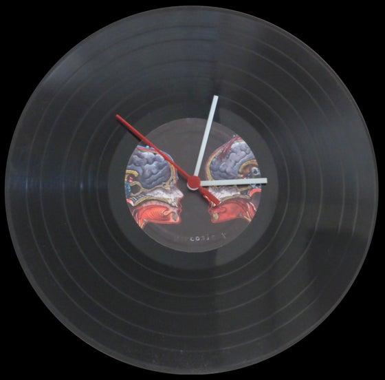 Image of Narcosis 10 Custom made vinyl clock