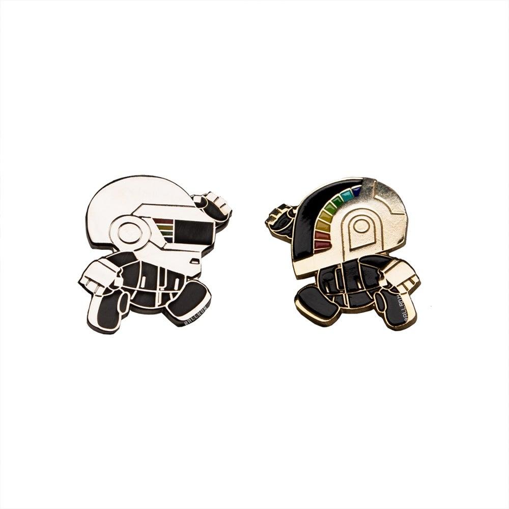 Image of Daft Jump Pin Set