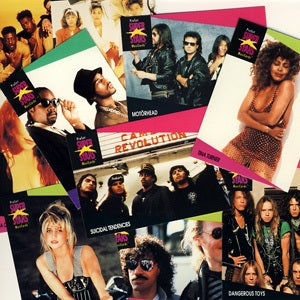 Image of SUPER☆STARS MUSICARDS ( POP / ROCK / RAP ) 90s