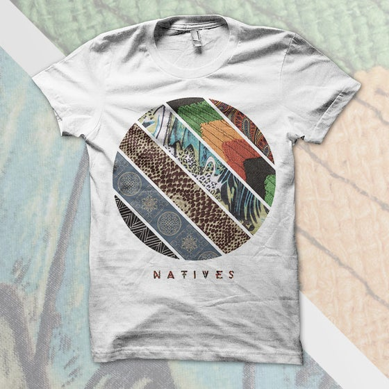 Image of 'Hidden Colour' T-Shirt + FREE Wristband