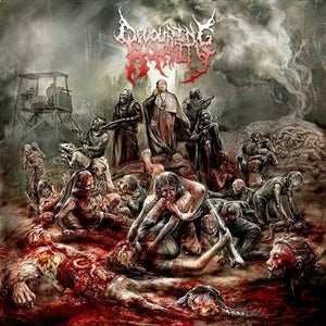 Image of NEW CD's DISTRO - DEVOURING HUMANITY/ENCRYPTED/VERMINGOD/BYONOISEGENERATOR