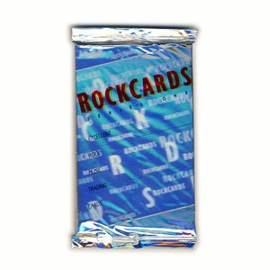 Image of ROCKCARDS - 80s 90s ROCK / METAL BANDS!