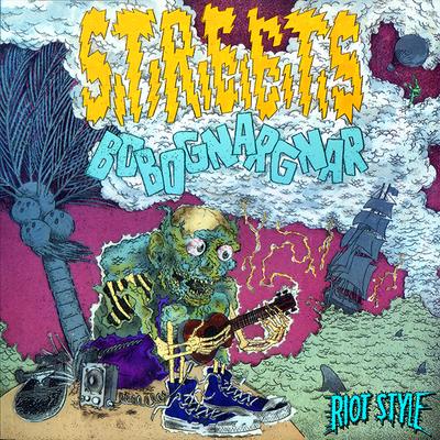 Image of S.T.R.E.E.T.S. - Bobognargnar (CD Digipak)