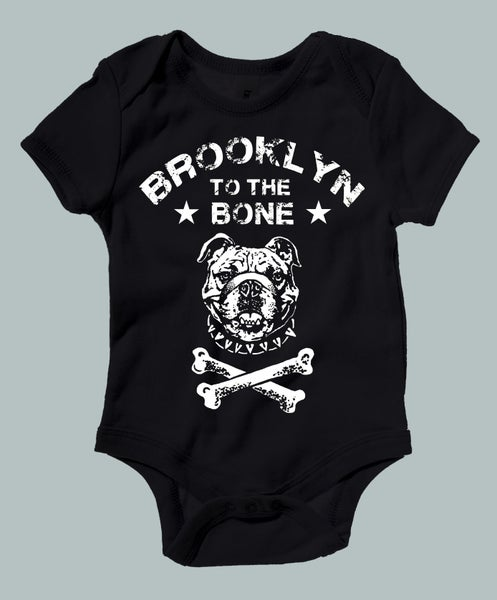 Image of Brooklyn to the Bone/baby
