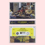 Image of Sam Means (of The Format) - 10 Songs Cassette