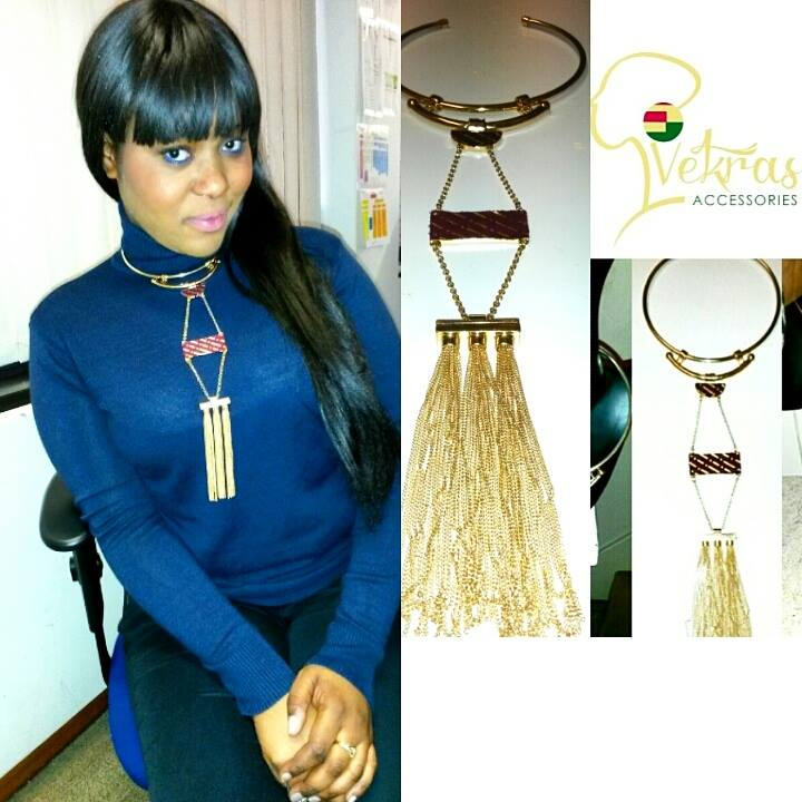 Image of Vekras Cleopatra Statement Necklace