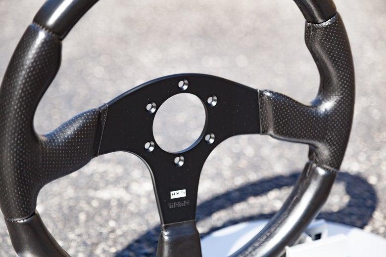 Image of Momo D35 Steering Wheel [ HKS ]