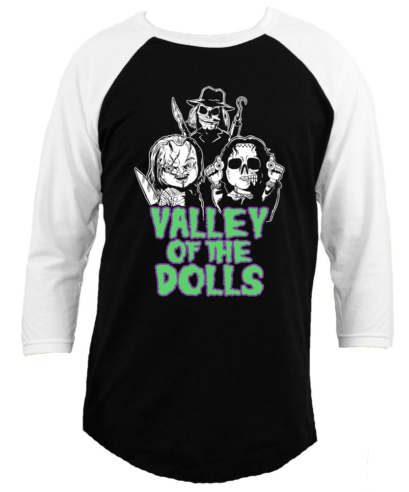 Image of VALLEY OF THE DOLLS