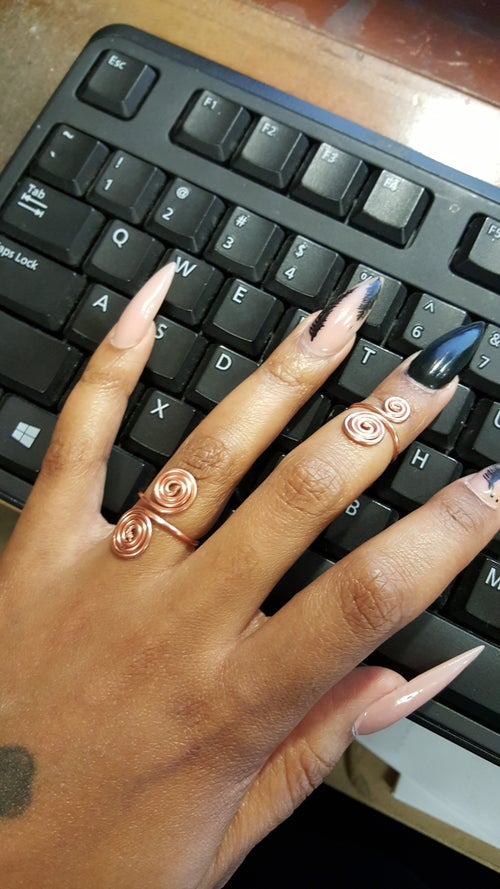 Image of Boa Bandz Rings