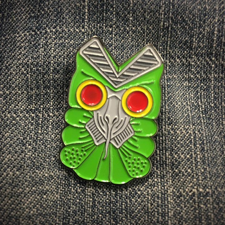 Image of Baltan Enamel Pin