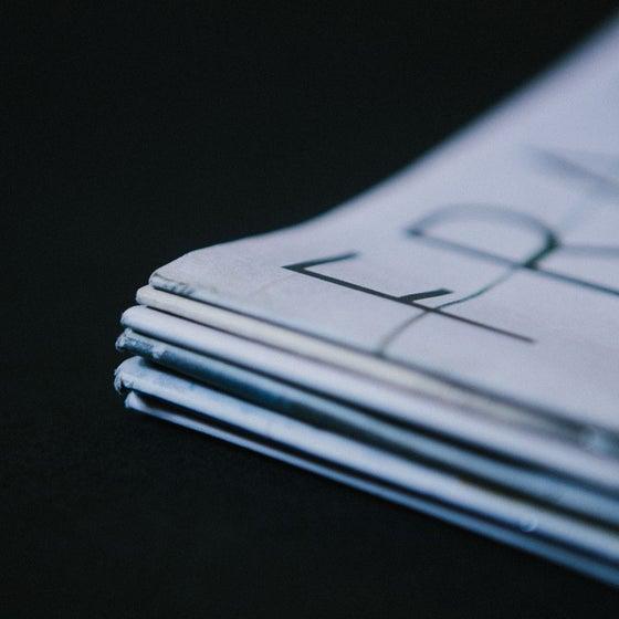 Image of Frayed Magazine Bundle