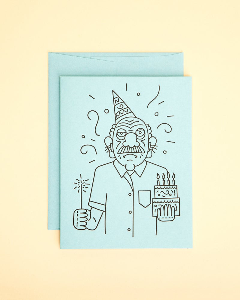 Image of Uncle Birthday Card