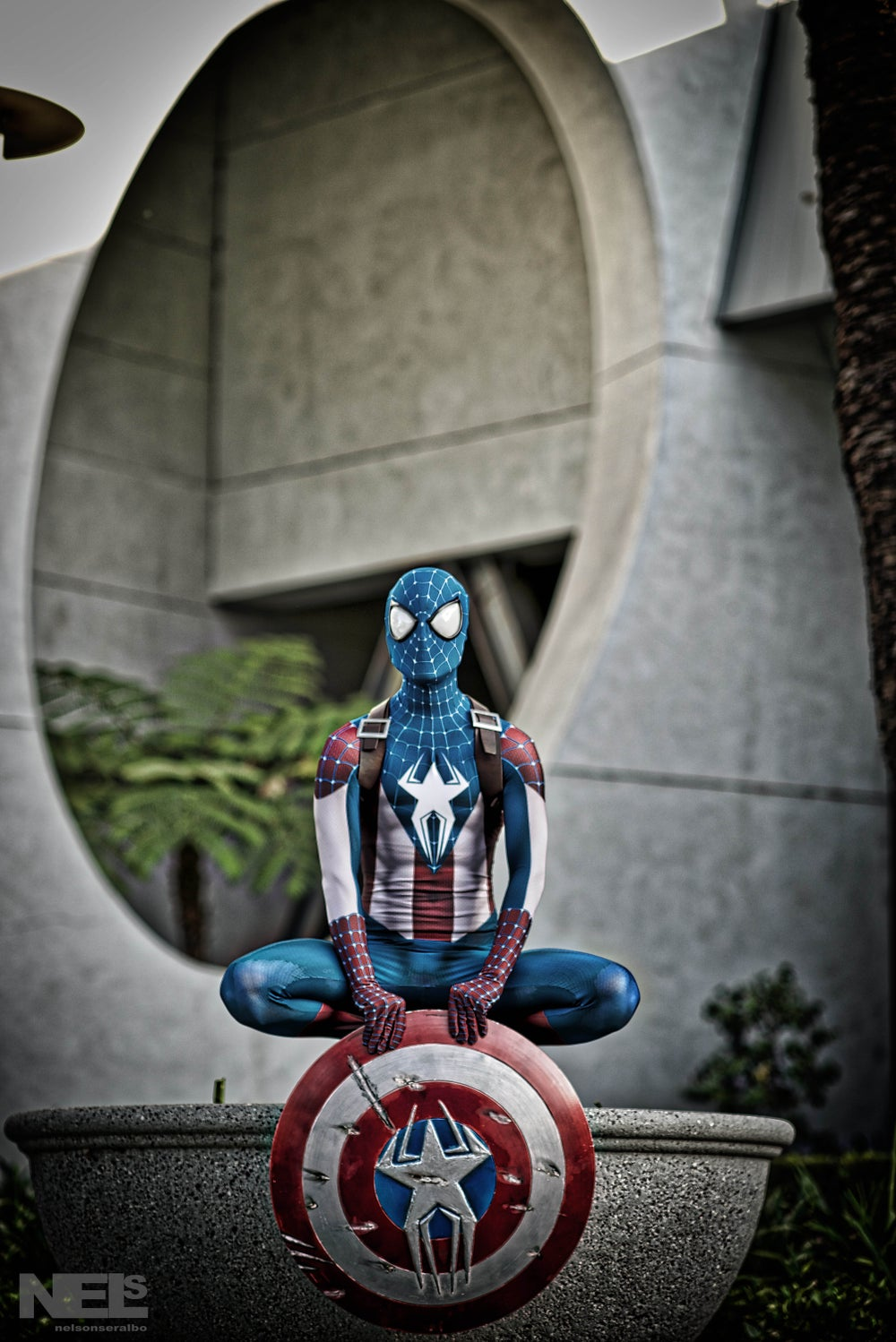 Image of  Captain Spider-Man