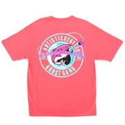 Image of Unsportsmanlike Tee - Coral