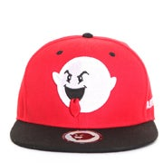 Image of Boogie Logo Snapback - Red