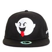 Image of Boogie Logo Snapback -Black