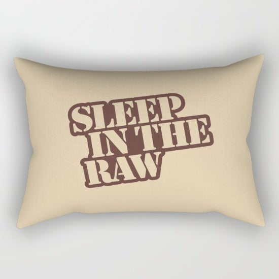 "Image of Sweet Dreams ""Sleep in the Raw"""