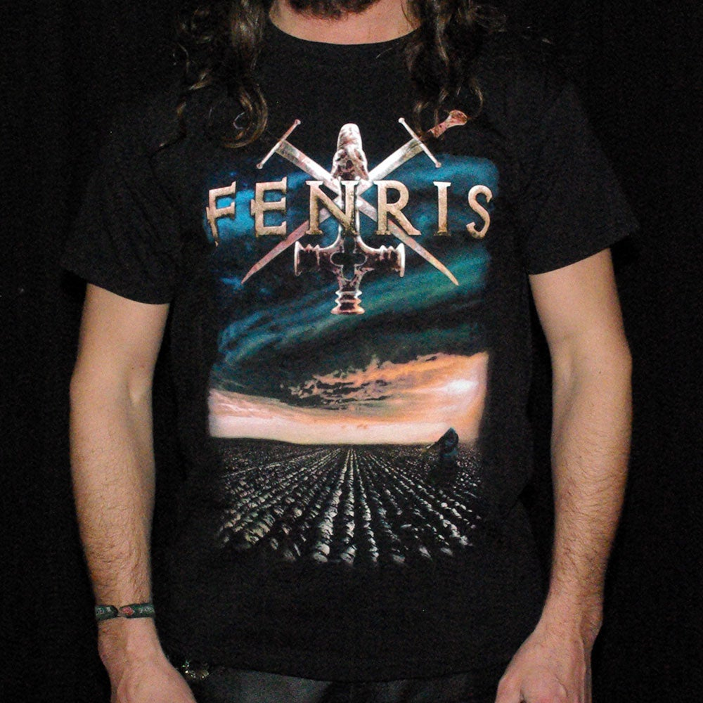 Image of T-shirt - ...en doodenakkers tot den horizon