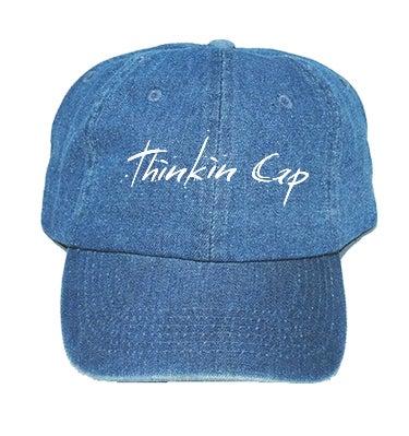 Image of Thinkin Cap (jean)