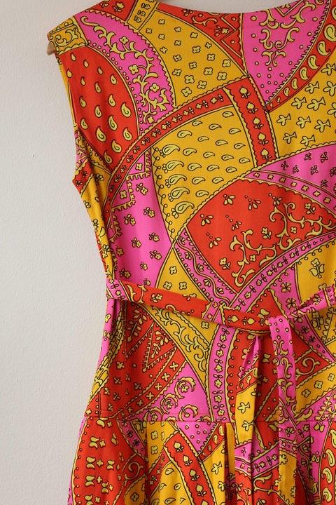 Image of Paisley Fields Dress