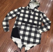 Image of HDSN FLANNEL PULLOVER HOODY
