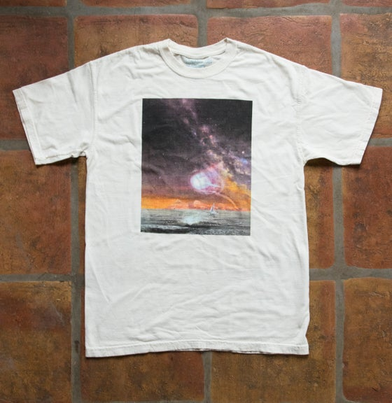 Image of Waves on Mars?? Limited T-Shirt