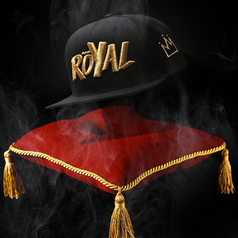 "Image of Be Royal ""Royal Crown"" Hat"