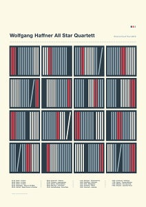 Image of Wolfgang Haffner All Star Quartett Tour 2016