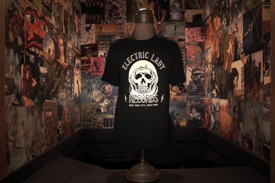 Image of ELECTRIC LADY RECORDS   SKULL
