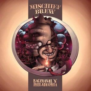 "Image of Mischief Brew - ""Bacchanal 'N' Philadelphia"" CD"