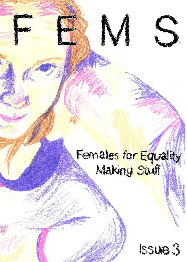 Image of FEMS Zine Issue 3