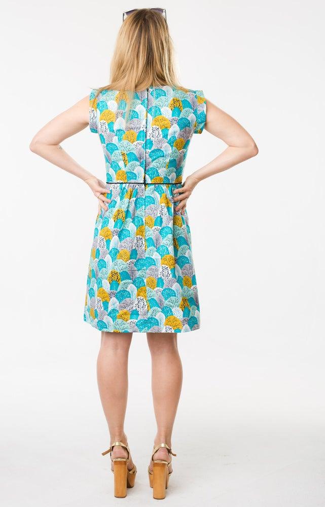 Image of ROXY DRESS: Woodland Spring