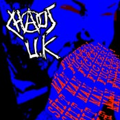 "Image of CHAOS UK ""Shit Man Fucker"" 7"""