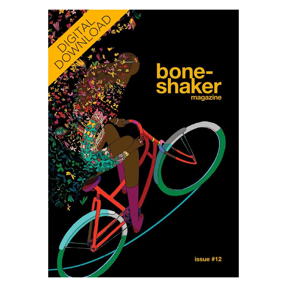 Image of Boneshaker issue #12 (PDF digital download)