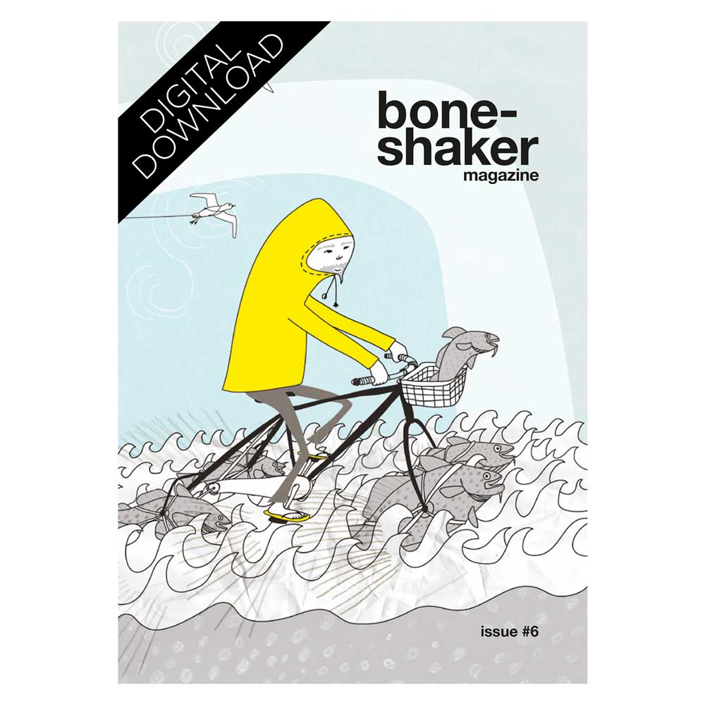 Image of Boneshaker issue #6 (PDF digital download)