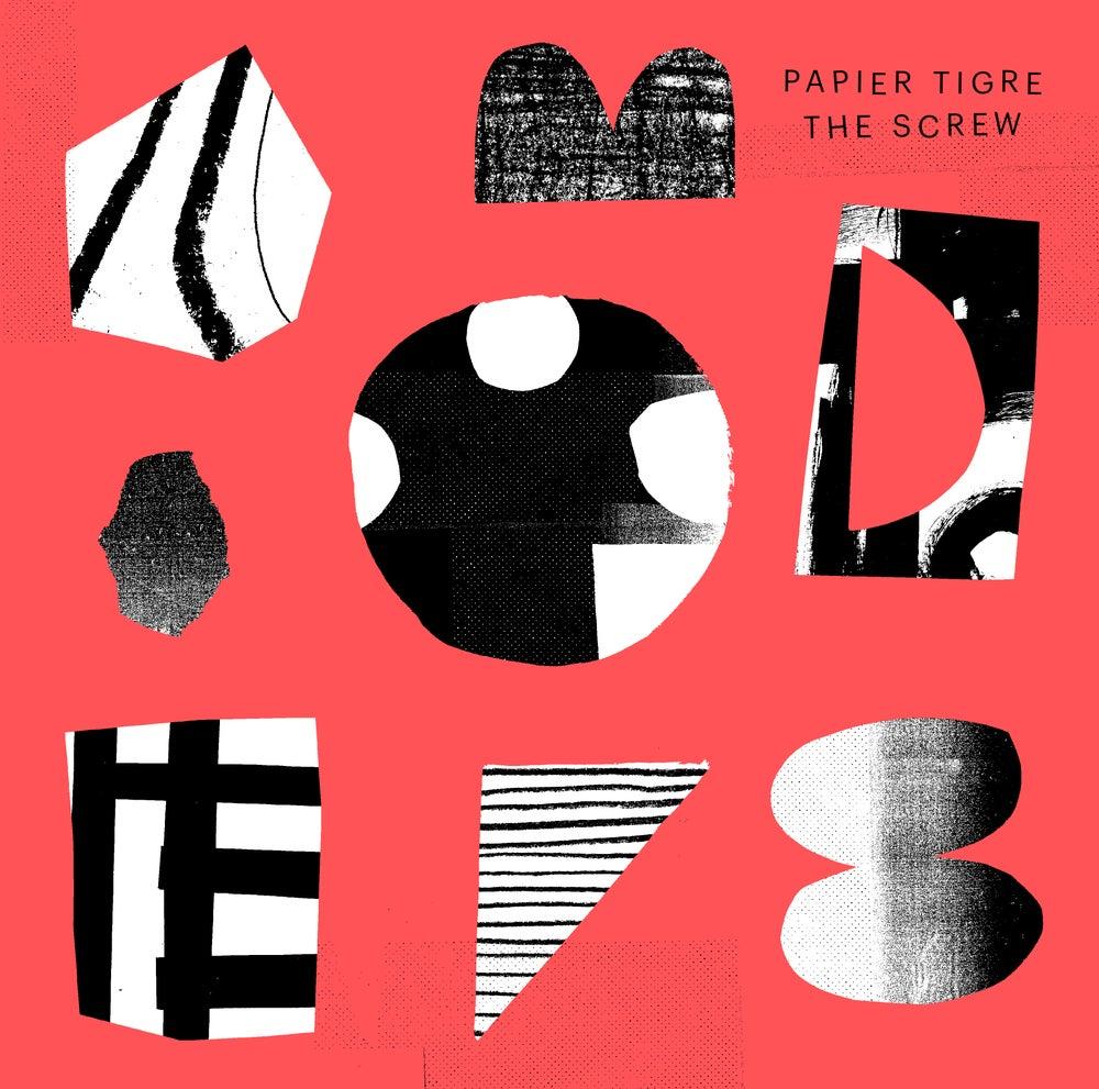 Image of Papier Tigre - The Screw (CD digipack)