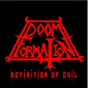 Image of DOOM FORMATION-THE DEFINITION OF EVIL- MCD