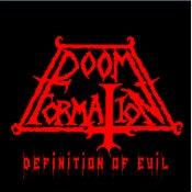 Image of DOOM FORMATION-THE DEFINITION OF EVIL- MCD