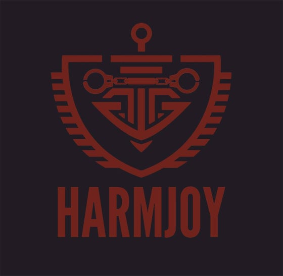 "Image of HARMJOY - Girly T-Shirt ""Logo"""