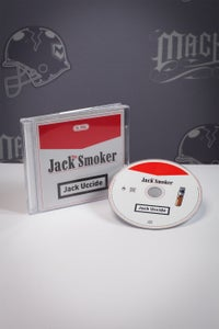 Image of Jack The Smoker - Jack Uccide jewel version