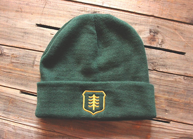 Image of Brave Shield Beanie