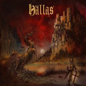 Image of Hallas - S/T CD
