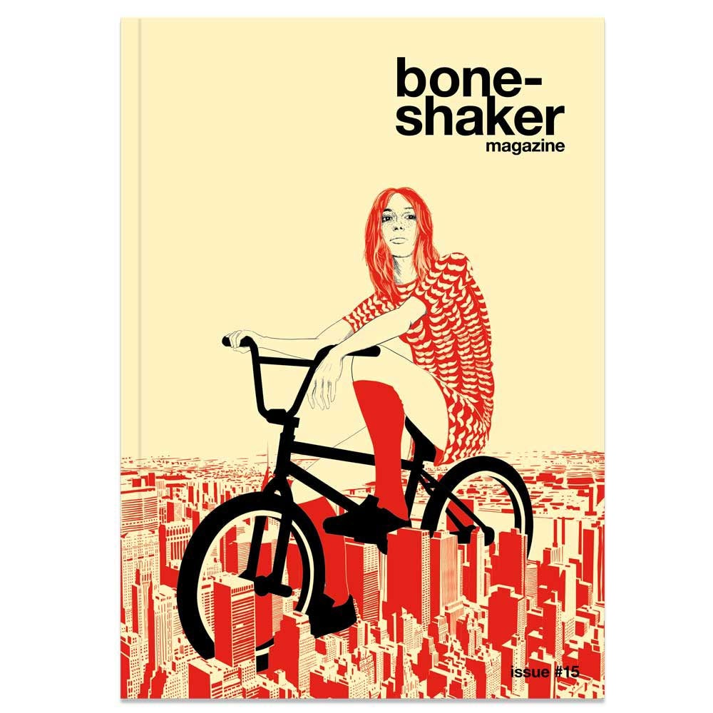 Image of Boneshaker issue #15