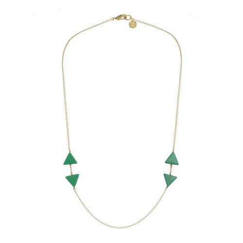 Image of TRI-SPACE necklace