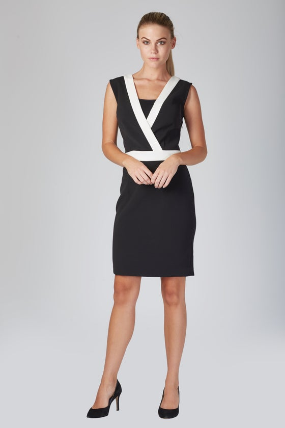 Image of Zambelli Monica Dress - Black