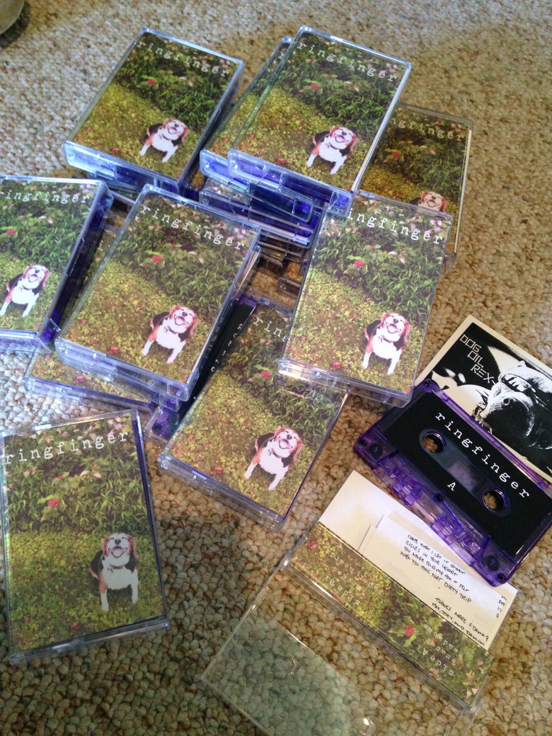 Image of Headache Cassette