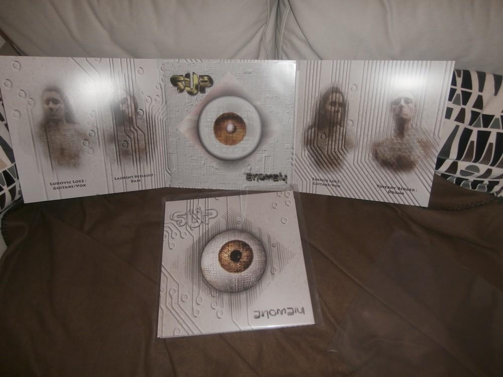 """Image of Vinyle S.U.P Triple Gatefold """"ANOMALY"""""""