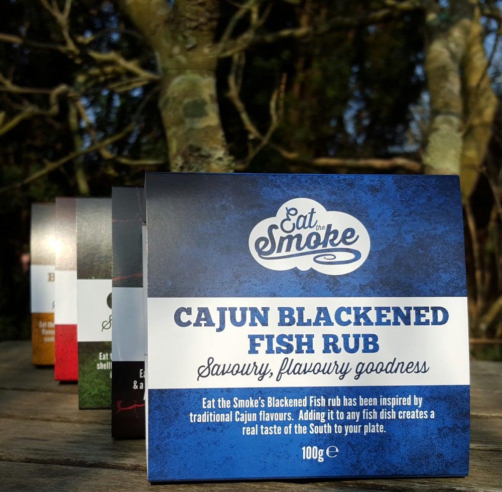 Image of Cajun Blackened Fish Rub